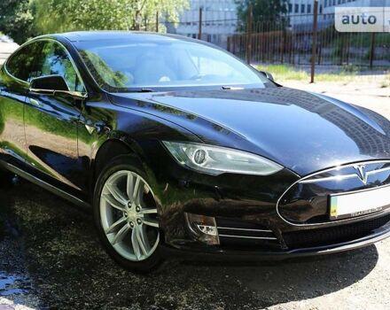 Чорний Тесла Модель С, об'ємом двигуна 0 л та пробігом 68 тис. км за 38500 $, фото 1 на Automoto.ua