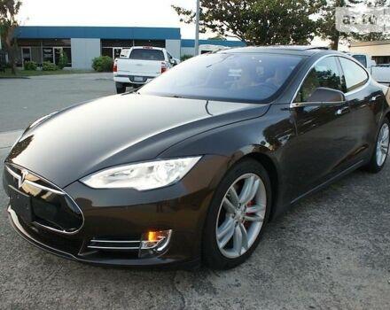 Чорний Тесла Модель С, об'ємом двигуна 0 л та пробігом 38 тис. км за 65000 $, фото 1 на Automoto.ua