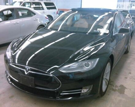 Чорний Тесла Модель С, об'ємом двигуна 0 л та пробігом 44 тис. км за 43100 $, фото 1 на Automoto.ua