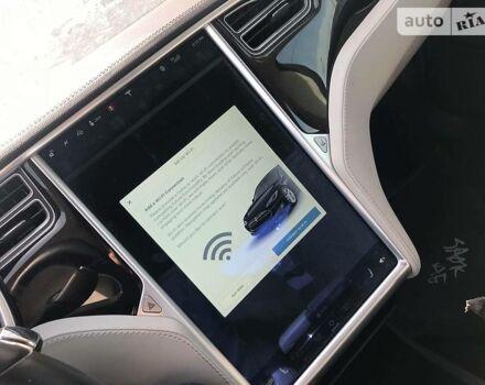 Чорний Тесла Модель С, об'ємом двигуна 0.37 л та пробігом 63 тис. км за 36600 $, фото 1 на Automoto.ua