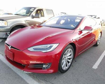 Червоний Тесла Модель С, об'ємом двигуна 0 л та пробігом 9 тис. км за 80000 $, фото 1 на Automoto.ua