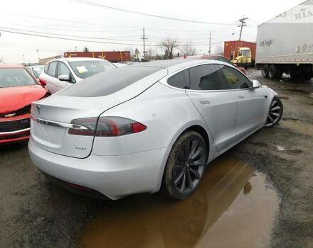 Серебряный Тесла Модель С, объемом двигателя 0 л и пробегом 3 тыс. км за 0 $, фото 1 на Automoto.ua