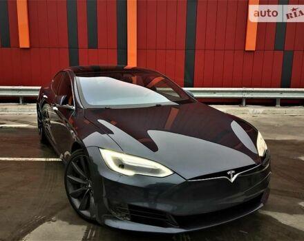 Асфальт Тесла Модель С, об'ємом двигуна 0 л та пробігом 12 тис. км за 89900 $, фото 1 на Automoto.ua
