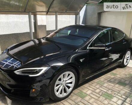 Чорний Тесла Модель С, об'ємом двигуна 0 л та пробігом 15 тис. км за 75000 $, фото 1 на Automoto.ua