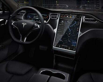 Черный Тесла Модель Х, объемом двигателя 6 л и пробегом 1 тыс. км за 130000 $, фото 1 на Automoto.ua