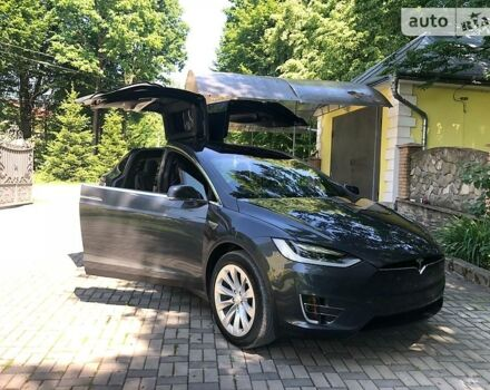 Асфальт Тесла Модель Х, об'ємом двигуна 0.08 л та пробігом 15 тис. км за 85000 $, фото 1 на Automoto.ua