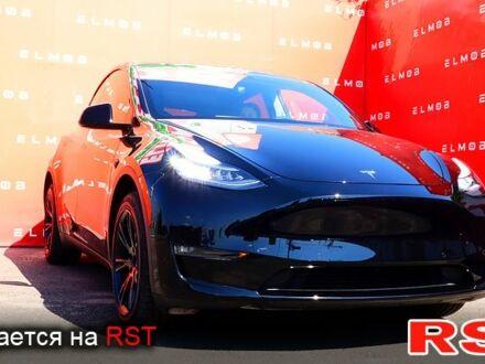 Тесла Model Y, объемом двигателя 0 л и пробегом 7 тыс. км за 64491 $, фото 1 на Automoto.ua