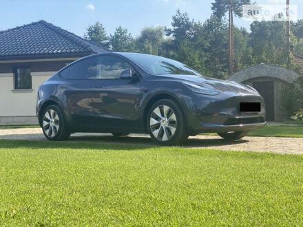Сірий Тесла Model Y, об'ємом двигуна 0 л та пробігом 29 тис. км за 67500 $, фото 1 на Automoto.ua