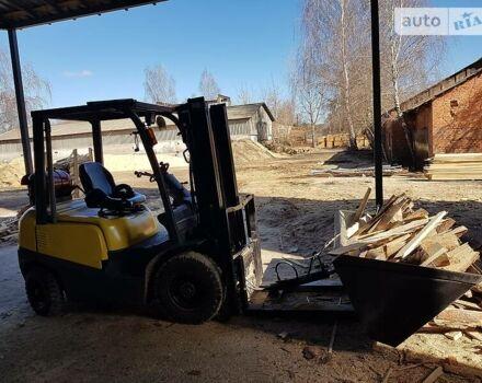 Тойота 7ФГ, объемом двигателя 0 л и пробегом 7 тыс. км за 9500 $, фото 1 на Automoto.ua