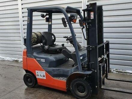 Оранжевый Тойота 8FG15, объемом двигателя 2.2 л и пробегом 2 тыс. км за 9176 $, фото 1 на Automoto.ua