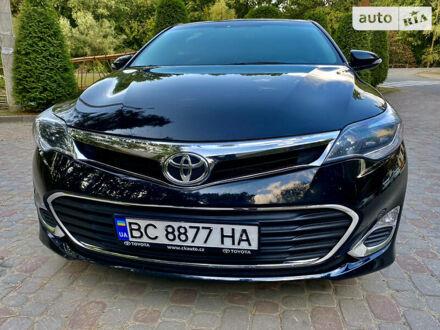 Черный Тойота Авалон, объемом двигателя 2.5 л и пробегом 92 тыс. км за 25000 $, фото 1 на Automoto.ua