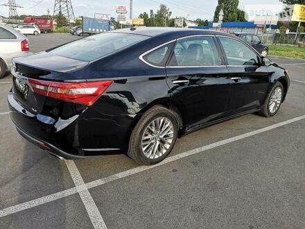 Черный Тойота Авалон, объемом двигателя 3.5 л и пробегом 138 тыс. км за 19000 $, фото 1 на Automoto.ua