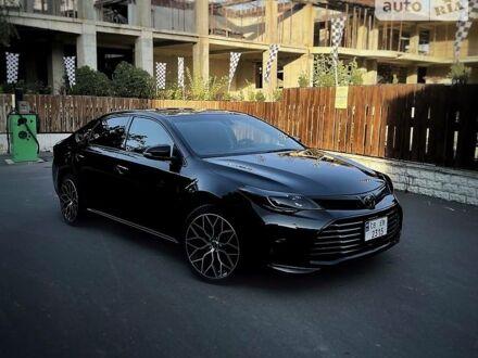 Черный Тойота Авалон, объемом двигателя 3.5 л и пробегом 72 тыс. км за 24000 $, фото 1 на Automoto.ua