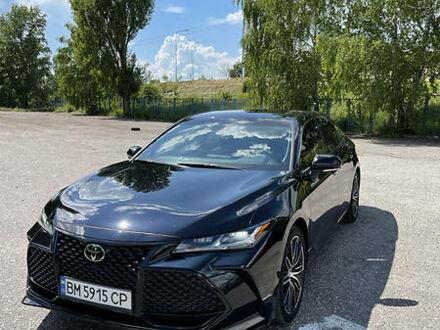Черный Тойота Авалон, объемом двигателя 3.5 л и пробегом 30 тыс. км за 35500 $, фото 1 на Automoto.ua
