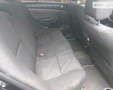 Черный Тойота Авенсис, объемом двигателя 0 л и пробегом 348 тыс. км за 4550 $, фото 12 на Automoto.ua