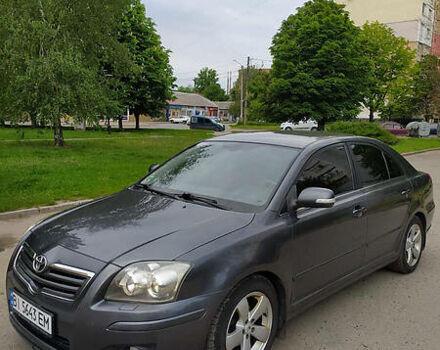 Сірий Тойота Авенсіс, об'ємом двигуна 1.6 л та пробігом 220 тис. км за 8700 $, фото 1 на Automoto.ua