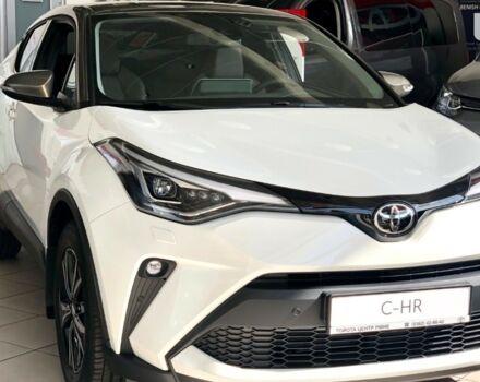 """купить новое авто Тойота C-HR 2021 года от официального дилера Тойота Центр Рівне """"Агат Авто"""" Тойота фото"""
