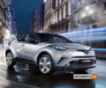купить новое авто Тойота C-HR 2020 года от официального дилера Премиум Моторс Тойота фото