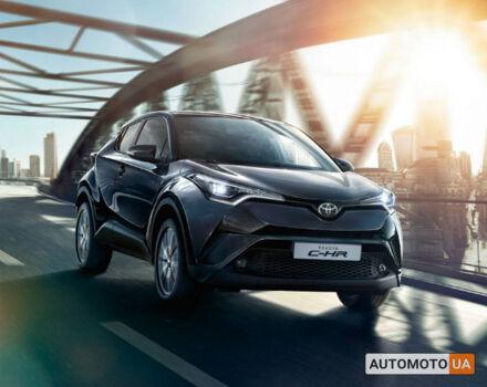 Тойота C-HR, об'ємом двигуна 2 л та пробігом 0 тис. км за 34718 $, фото 1 на Automoto.ua