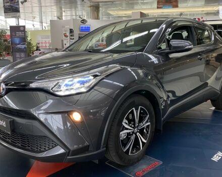 купить новое авто Тойота C-HR 2021 года от официального дилера Тойота на Столичному Тойота фото