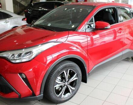 купить новое авто Тойота C-HR 2021 года от официального дилера Тойота Центр «Алмаз Мотор» Тойота фото