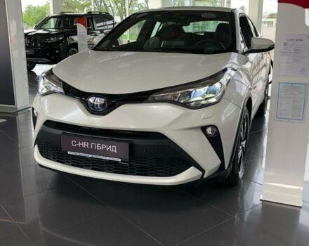 купить новое авто Тойота C-HR 2021 года от официального дилера Автосаміт Біла Церква Тойота фото