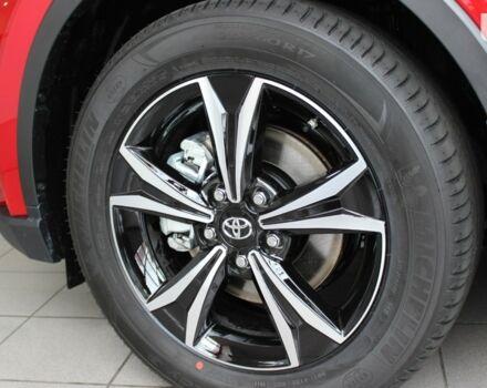 купити нове авто Тойота C-HR 2021 року від офіційного дилера Тойота Центр «Алмаз Мотор» Тойота фото