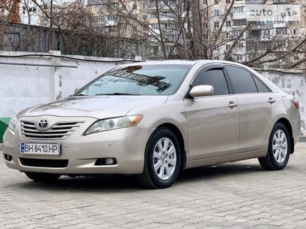 Бежевый Тойота Камри, объемом двигателя 3.5 л и пробегом 178 тыс. км за 9300 $, фото 1 на Automoto.ua