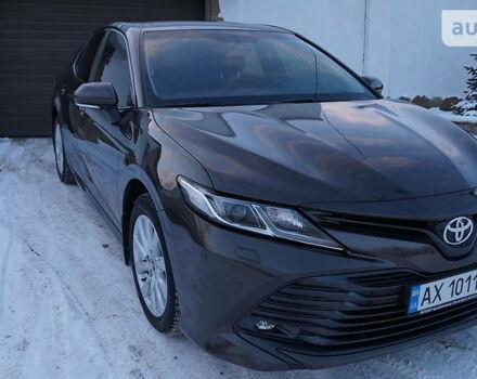 Коричневый Тойота Камри, объемом двигателя 2.5 л и пробегом 36 тыс. км за 28999 $, фото 1 на Automoto.ua