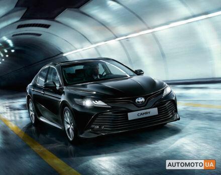 Тойота Камри, объемом двигателя 2.5 л и пробегом 0 тыс. км за 33600 $, фото 1 на Automoto.ua
