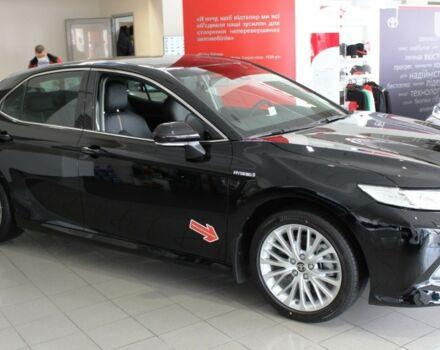 Тойота Камри, объемом двигателя 2.49 л и пробегом 0 тыс. км за 36047 $, фото 1 на Automoto.ua