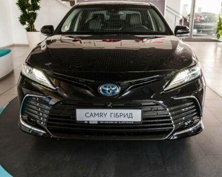 купить новое авто Тойота Камри 2021 года от официального дилера Тойота Центр Харків Автоарт Тойота фото