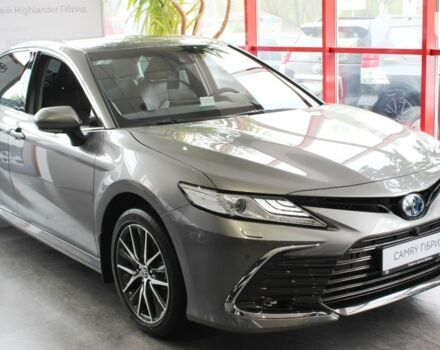 купить новое авто Тойота Камри 2021 года от официального дилера Тойота Центр «Алмаз Мотор» Тойота фото