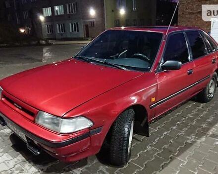 Червоний Тойота Каріна, об'ємом двигуна 1.6 л та пробігом 400 тис. км за 3000 $, фото 1 на Automoto.ua