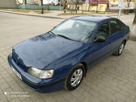 Синий Тойота Карина, объемом двигателя 2 л и пробегом 341 тыс. км за 3500 $, фото 1 на Automoto.ua
