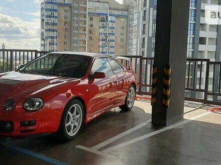 Красный Тойота Селика, объемом двигателя 2 л и пробегом 65 тыс. км за 20000 $, фото 1 на Automoto.ua