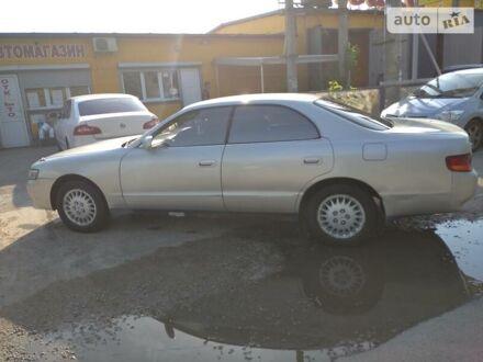 Серый Тойота Чайзер, объемом двигателя 2.4 л и пробегом 335 тыс. км за 3500 $, фото 1 на Automoto.ua