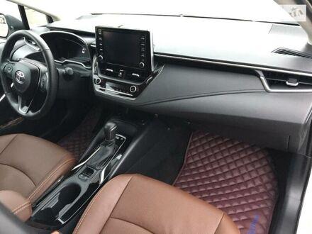 Белый Тойота Королла, объемом двигателя 1.8 л и пробегом 69 тыс. км за 23500 $, фото 1 на Automoto.ua