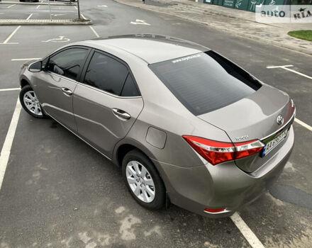 Бежевый Тойота Королла, объемом двигателя 1.6 л и пробегом 85 тыс. км за 14100 $, фото 1 на Automoto.ua