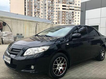 Черный Тойота Королла, объемом двигателя 1.6 л и пробегом 119 тыс. км за 3100 $, фото 1 на Automoto.ua