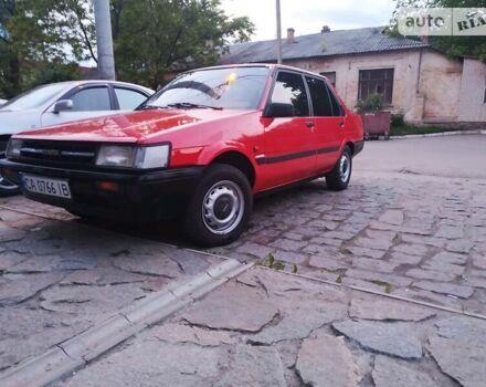 Красный Тойота Королла, объемом двигателя 1.3 л и пробегом 456 тыс. км за 1699 $, фото 1 на Automoto.ua