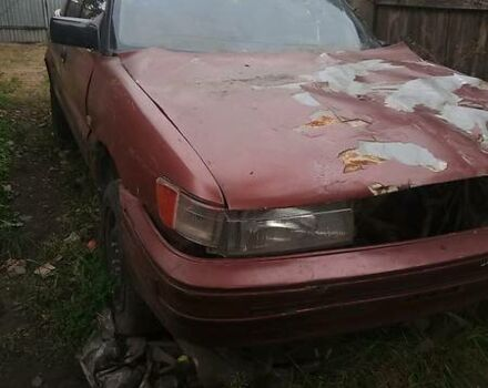 Красный Тойота Королла, объемом двигателя 0 л и пробегом 250 тыс. км за 750 $, фото 1 на Automoto.ua