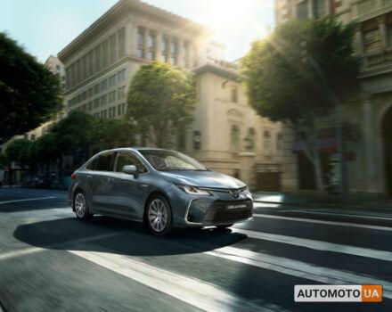 Тойота Королла, объемом двигателя 1.6 л и пробегом 0 тыс. км за 22059 $, фото 1 на Automoto.ua