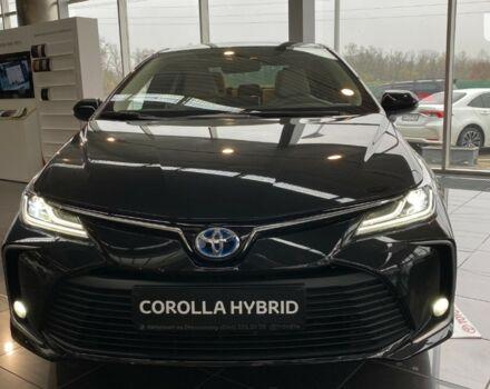 купить новое авто Тойота Королла 2020 года от официального дилера Тойота на Столичному Тойота фото