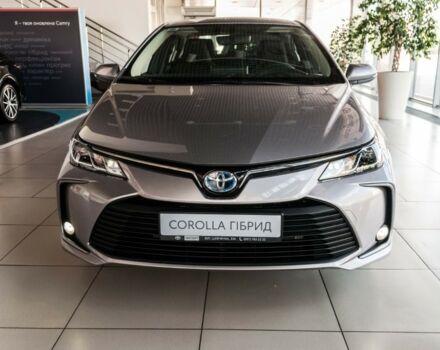 купить новое авто Тойота Королла 2021 года от официального дилера Тойота Центр Харків Автоарт Тойота фото