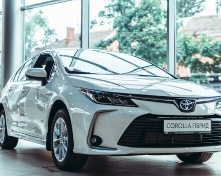 купить новое авто Тойота Королла 2021 года от официального дилера Алмаз Систем Тойота фото
