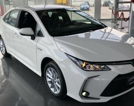 купить новое авто Тойота Королла 2021 года от официального дилера Автосаміт Біла Церква Тойота фото