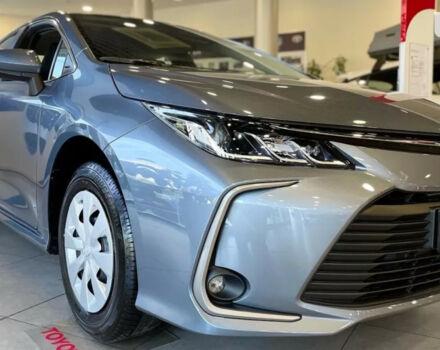 купити нове авто Тойота Королла 2021 року від офіційного дилера «ВиДи Пальмира» Тойота фото