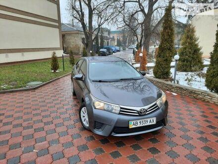 Серый Тойота Королла, объемом двигателя 1.3 л и пробегом 68 тыс. км за 11900 $, фото 1 на Automoto.ua