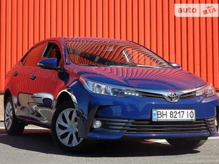 Синий Тойота Королла, объемом двигателя 1.6 л и пробегом 80 тыс. км за 14500 $, фото 1 на Automoto.ua